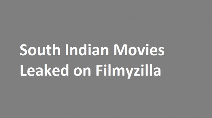 Filmyzilla Troubles South Indian Film Industry – Leaks Tamil, Telugu, Malayalam, Kannada Movies Online For Free in HD, Resolution