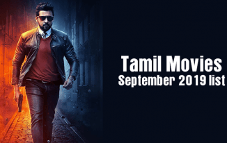List Of Tamil Movies Releasing In September 2019