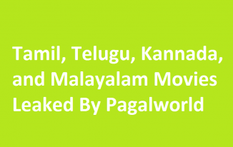South Indian Films – Tamil, Telugu, Malayalam, Kannada Latest Movies leaked by Piracy Website Pagalworld