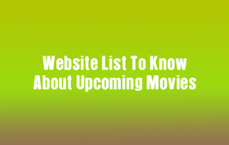 Websites Covering All Upcoming Movies Updates And News In All film Industries