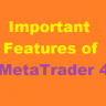 Forex Trading Ally MT4 – Know All The Important Features of MetaTrader 4
