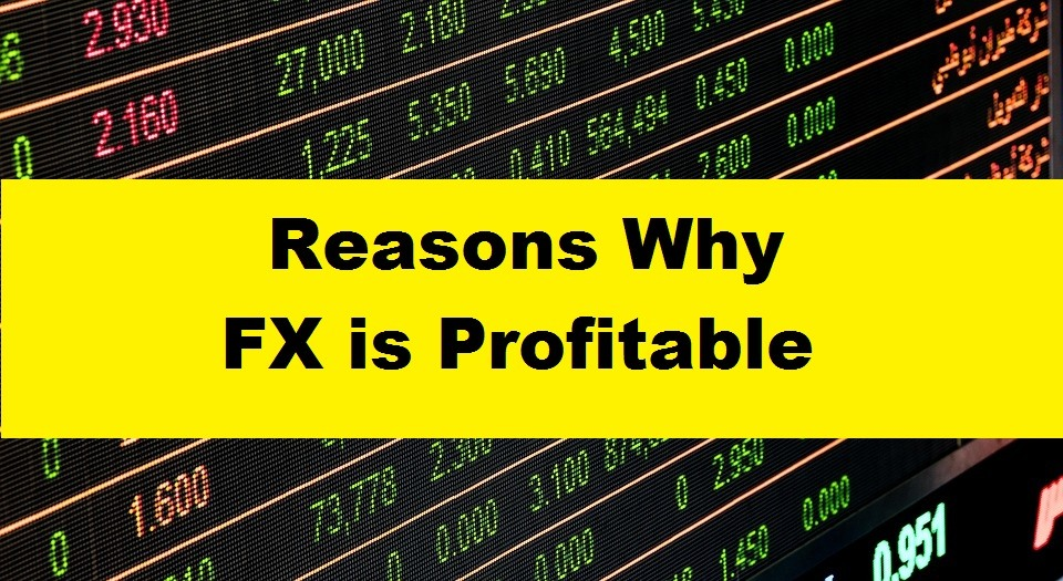 reasons why FX is profitable