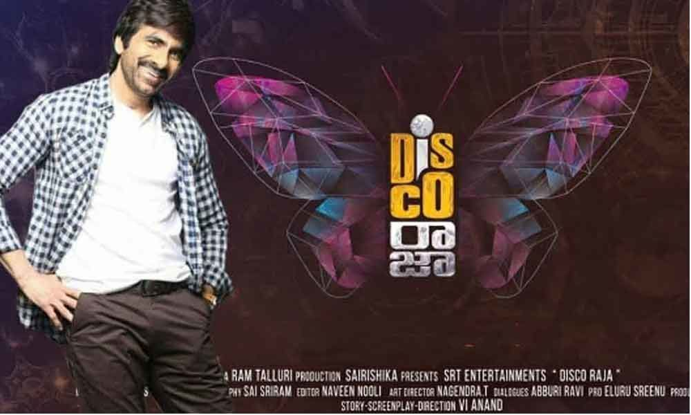 Disco Raja Full Movie Download