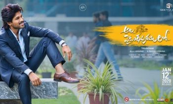 Allu Arjun's Ala Vaikunthapurramuloo Full Movie Download
